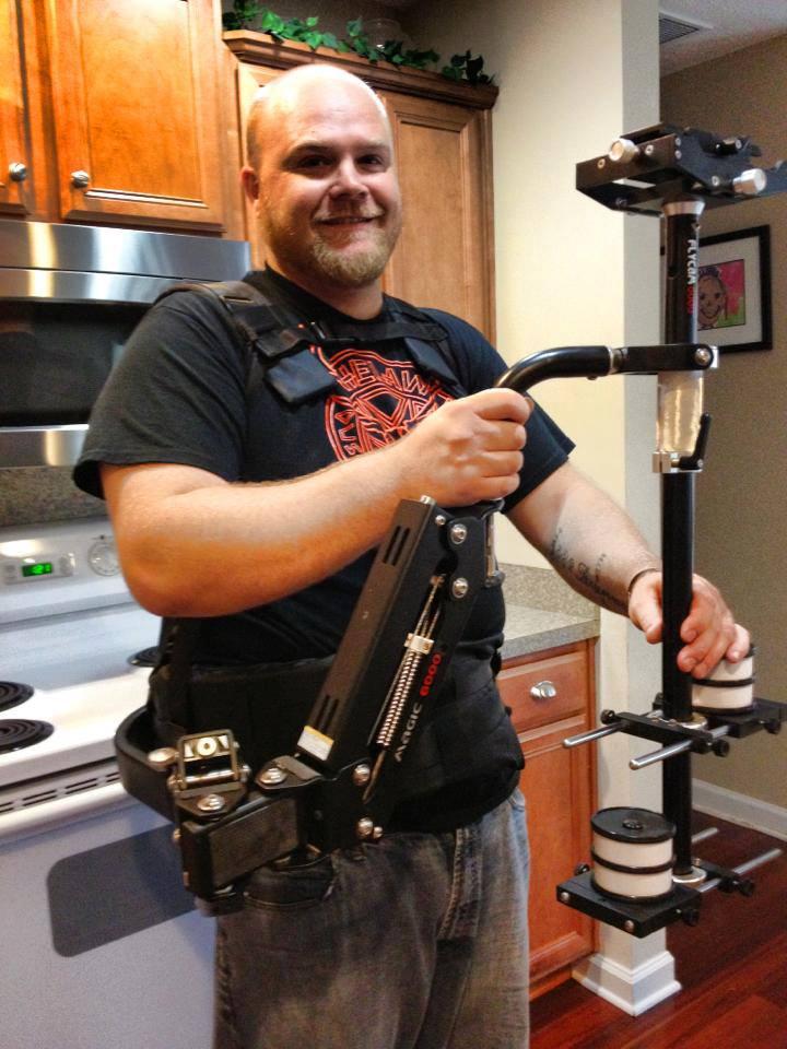 #deputized  Cameraman Jamie Youngblood