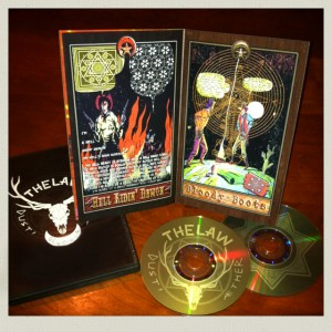 """The Law Band """"Dust and Aether"""" on Ebay!"""
