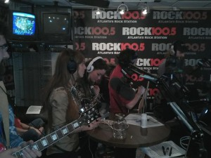 The Law Band on The Regluar Guys Show