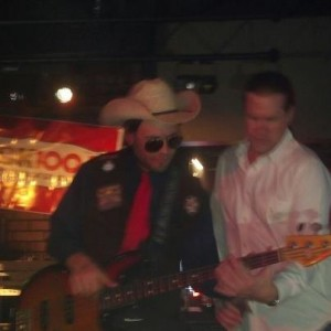 Aaron Hill of the Law Band & Southside Steve Rickman