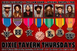 The Law Band @Dixie Tavern 12/12/13