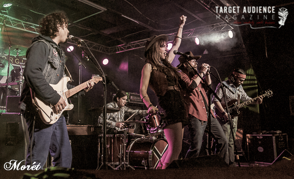 The Law Band Photography by Bonnie M. Morét