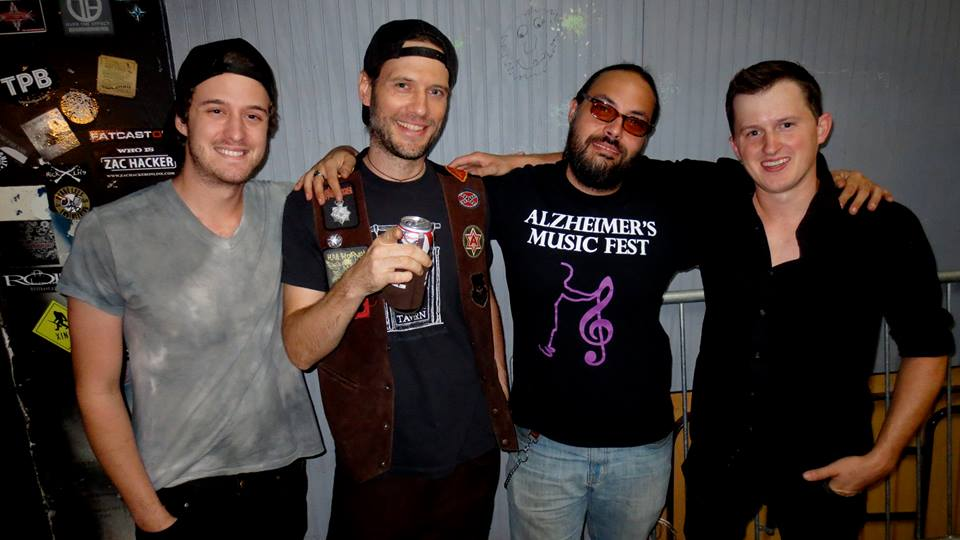Alchemy, Wade Sapp & The Law Band at the Alzheimer's Music Fest
