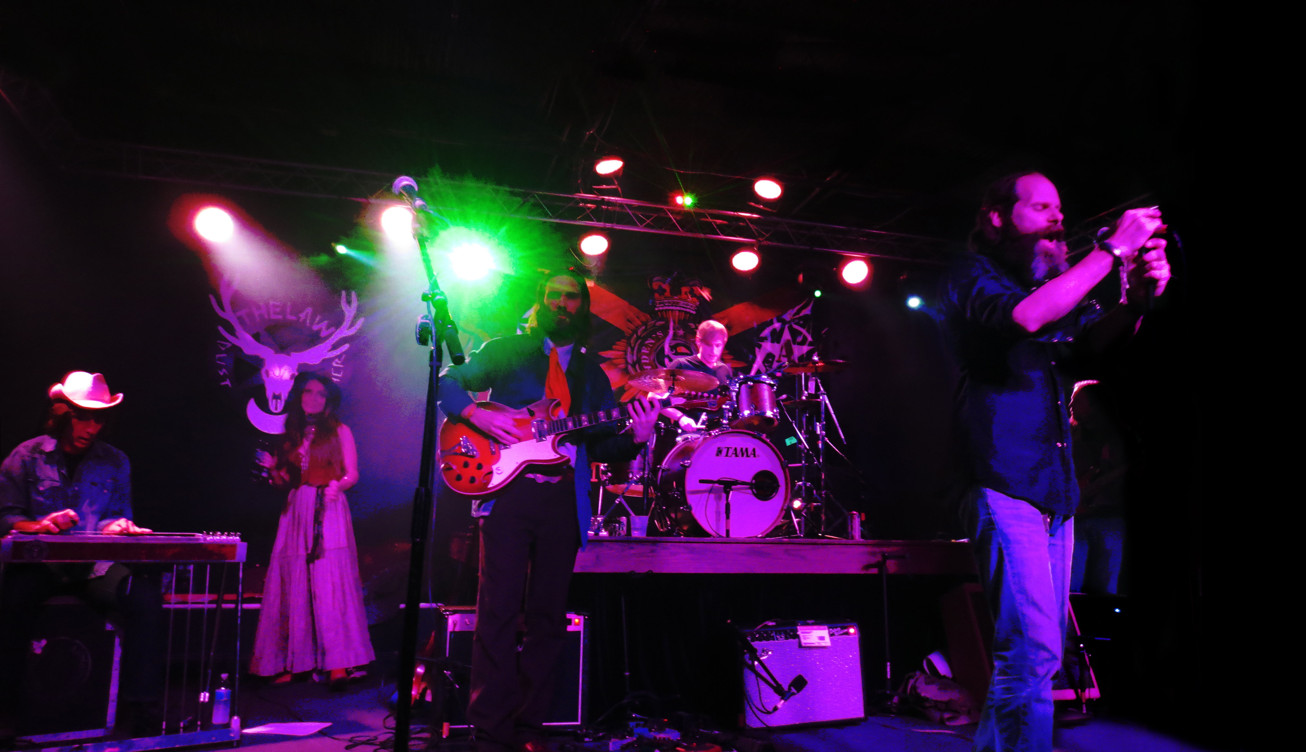 The Law Band@AIDEN'S ARMY Toy Drive & Benefit Concert @120 Tavern & Music Hall, Saturday Oct 18th