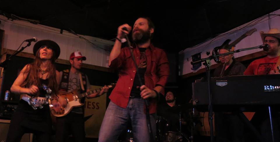 The Law Band at The Wing Cafe & Tap House Saturday, March 14th w/ Our brother Wade Sapp Coyote